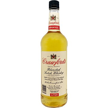 Crawford's Special Reserve Blended Scotch Whiskey