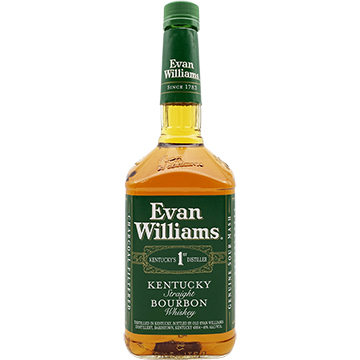 Evan Williams Green Label Bourbon Whiskey