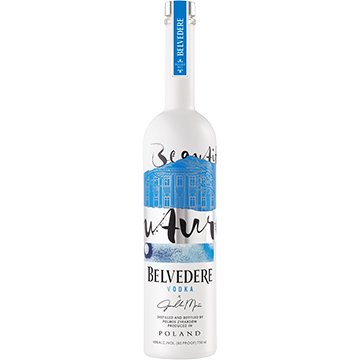 Belvedere Vodka x Janelle Monae Limited Edition