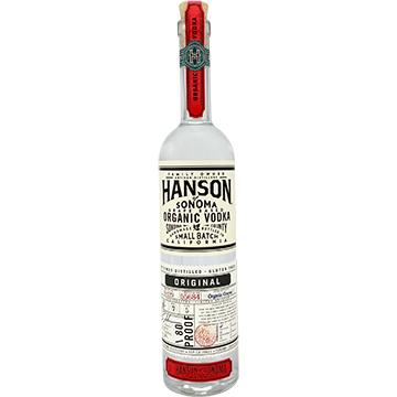 Hanson of Sonoma Original Organic Vodka