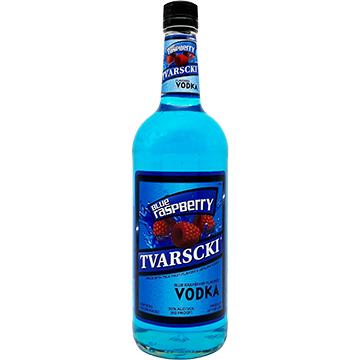 Tvarscki Blue Raspberry Vodka