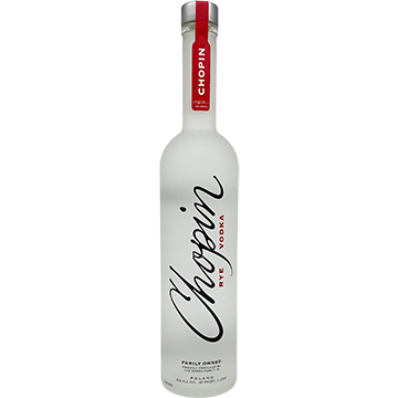 Chopin Rye Vodka