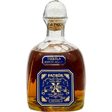 Patron Extra Anejo 10 Anos Edicion Limitada Tequila