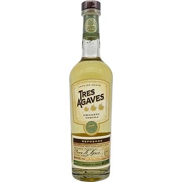 Tres Agaves Reposado Tequila