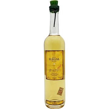 Ilegal Mezcal Reposado Tequila