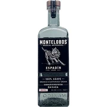 Montelobos Espadin Mezcal Joven Tequila
