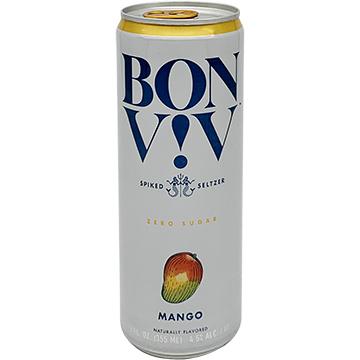 Bon & Viv Spiked Seltzer Mango