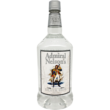 Admiral Nelson Silver Rum