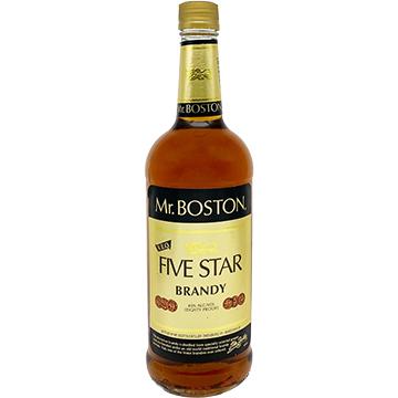 Mr. Boston Five Star Brandy