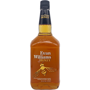 Evan Williams Honey Reserve Liqueur