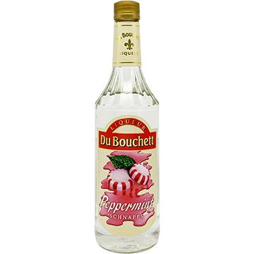 Dubouchett 60 Proof Peppermint Schnapps Liqueur