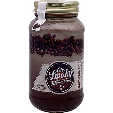 Ole Smoky Mountain Java Cream Liqueur
