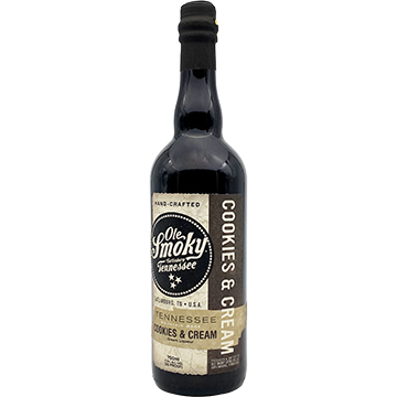Ole Smoky Cookies & Cream Liqueur