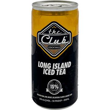 The Club Long Island Iced Tea