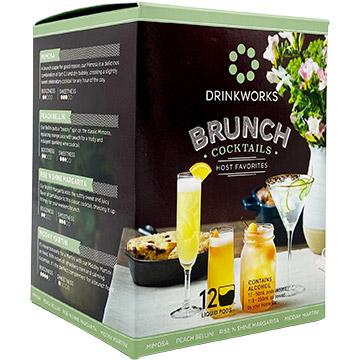 Drinkworks Brunch Cocktails Variety Pack