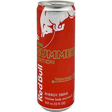 Red Bull The Summer Edition Watermelon