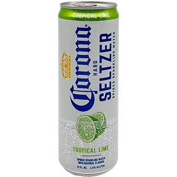 Corona Hard Seltzer Tropical Lime