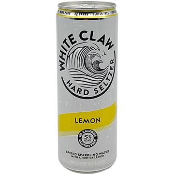 White Claw Hard Seltzer Lemon