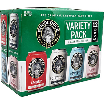 Woodchuck Cider Variety Pack