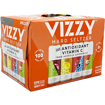 Vizzy Hard Seltzer Variety Pack #1
