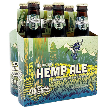 Humboldt Brown Hemp Ale