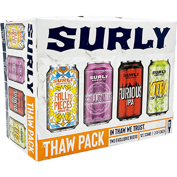 Surly Brewing Thaw Pack