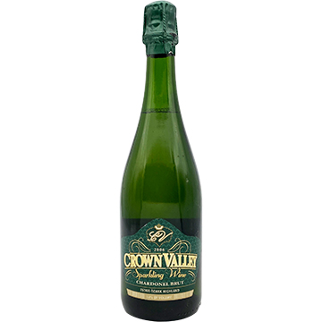 Crown Valley Winery Chardonel Brut 2006
