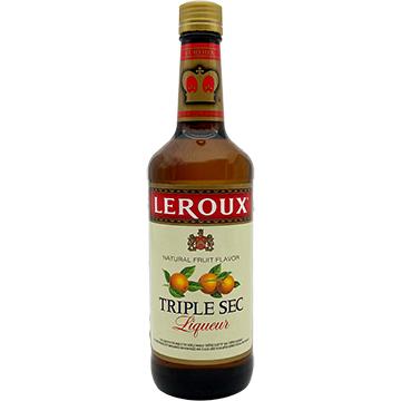 Leroux 48 Proof Triple Sec Liqueur