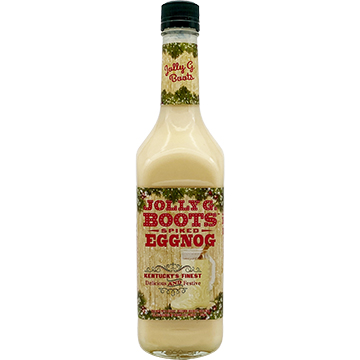Jolly G. Boots Spiked Egg Nog