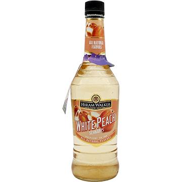 Hiram Walker White Peach Schnapps Liqueur