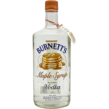 Burnett's Maple Syrup Vodka