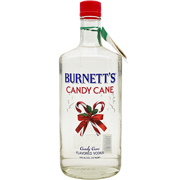 Burnett's Candy Cane Vodka