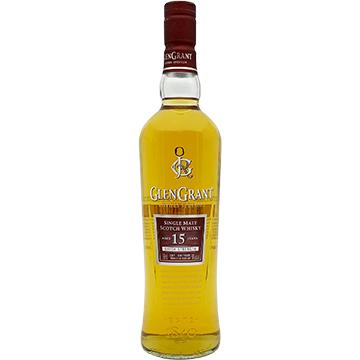 Glen Grant 15 Year Old Batch Strength Single Malt Scotch Whiskey