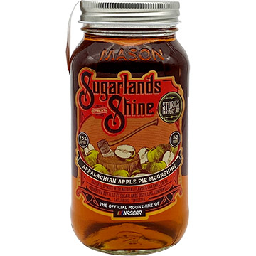 Sugarlands Appalachian Apple Pie Moonshine Whiskey