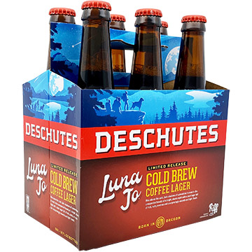 Deschutes Luna Jo Cold Brew Coffee Lager