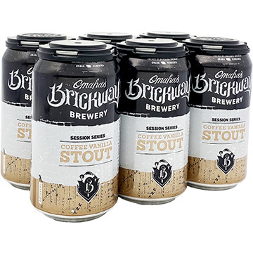 Brickway Coffee Vanilla Stout