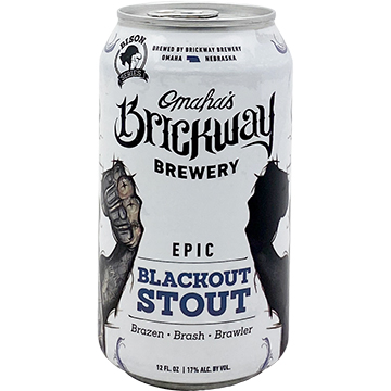 Brickway Epic Blackout Stout