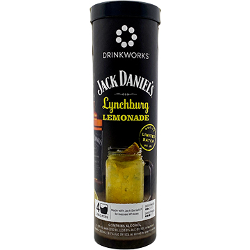 Drinkworks Jack Daniel's Lynchburg Lemonade