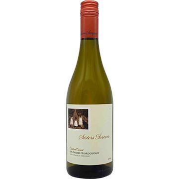Donati Family Vineyard Sisters Forever Unoaked Chardonnay 2019