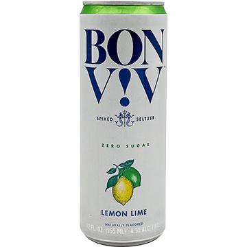 Bon & Viv Spiked Seltzer Lemon Lime