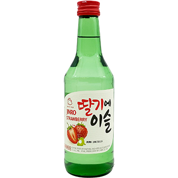 Jinro Strawberry Soju