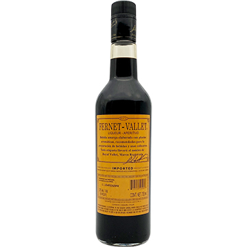 Royal Vallet Fernet-Vallet Liqueur