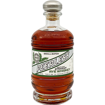 Peerless Small Batch Kentucky Straight Rye Whiskey