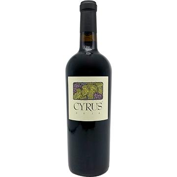 Alexander Valley Vineyards Cyrus 2014
