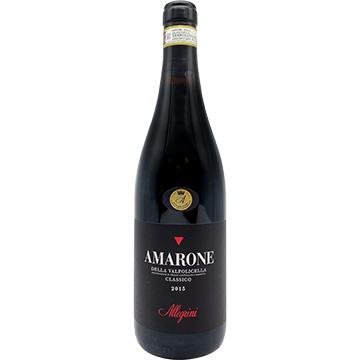 Allegrini Amarone della Valpolicella Classico 2015