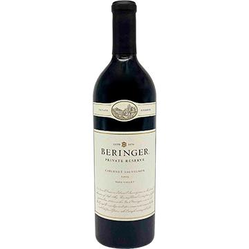 Beringer Private Reserve Cabernet Sauvignon 2015