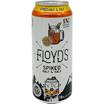 Floyd's Spiked Half & Half