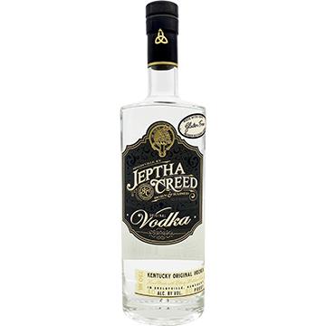 Jeptha Creed Original Vodka