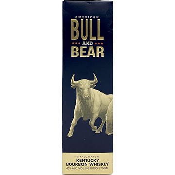American Bull and Bear Small Batch Whiskey