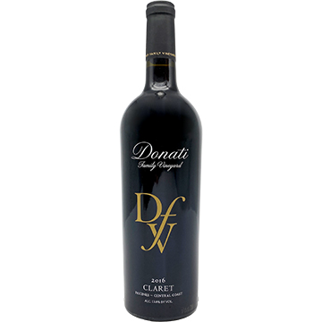 Donati Family Vineyard Claret 2016